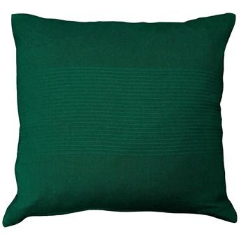 Poszewka na poduszkę 40 x 40 cm LANA, zielona