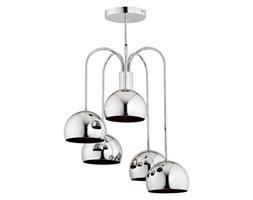 Lampa sufitowa żyrandol GLAMOUR chrom śr. 46cm