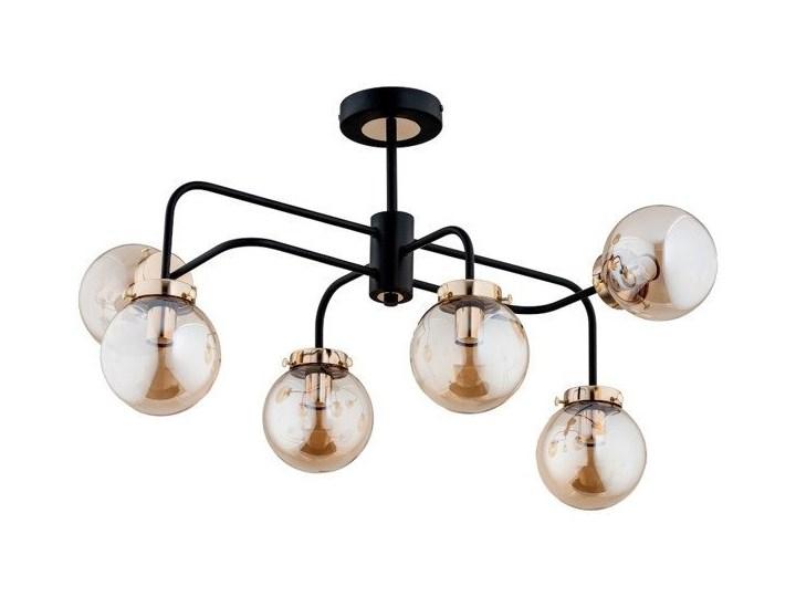 Lampa do salonu LINIO BLACK KULA VI 72cm