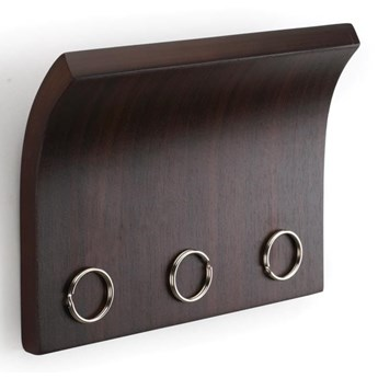 panel na klucze i listy MAGNETTER brązowy UMBRA