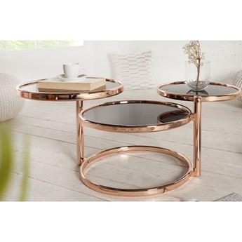 Stolik kawowy Art Deco 3 poziomy 36065
