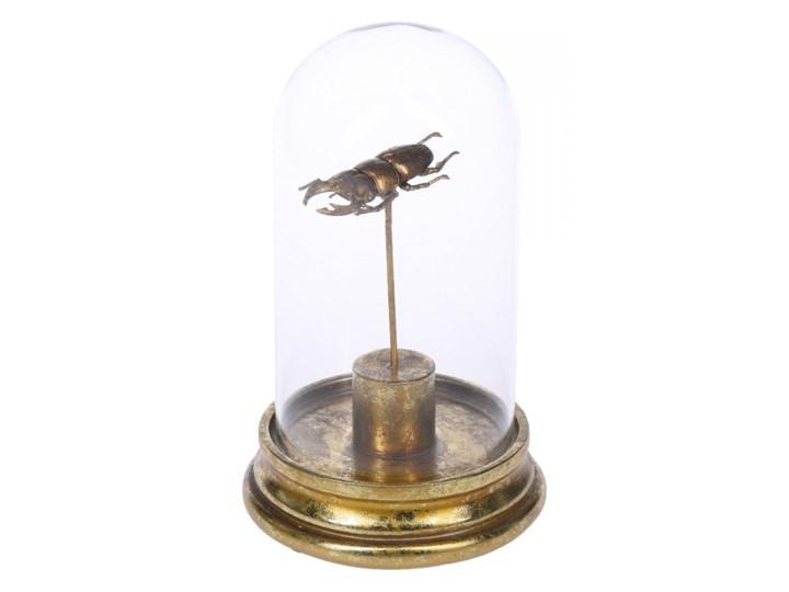 Złota figurka Scarabeus Dome 12x12x21cm kod: ML9359