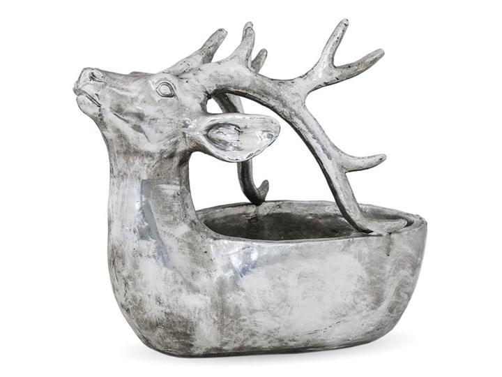 RENIFER osłonka srebrna, 35x44x22 cm