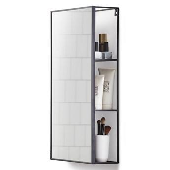 Umbra - Szafka łazienkowa z lustrem Cubiko