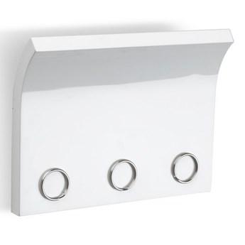 Umbra - Panel na klucze - MAGNETTER - Biały