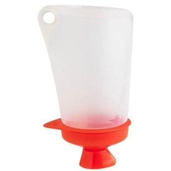 Mastrad - Pojemnik do dekoracji (pojemność 400 ml) – czerwony