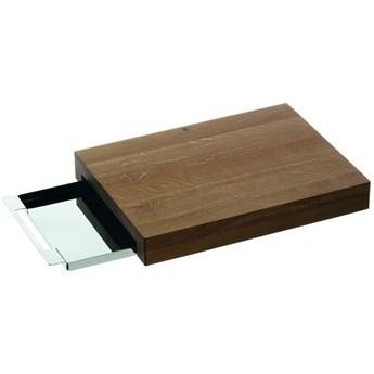 WMF - Deska do krojenia z tacą 36 x 26 cm