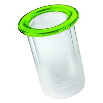 Guzzini - pojemnik na butelkę - Mimi - zielony
