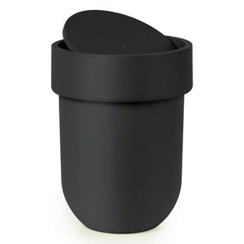 Umbra - Kosz łazienkowy Touch - czarny
