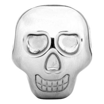 Sagaform - Club - kostki chłodzące do napojów, czaszka 2 szt.