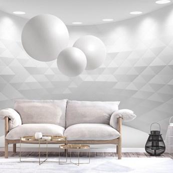 Fototapeta - Geometryczny pokój