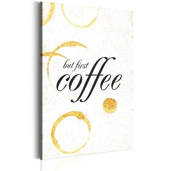 Obraz - Mój dom: Kawa