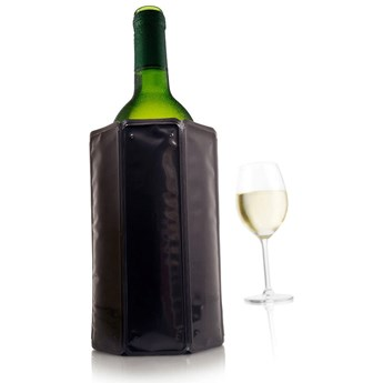 Vacu Vin - Aktywny schładzacz do wina JH, czarny
