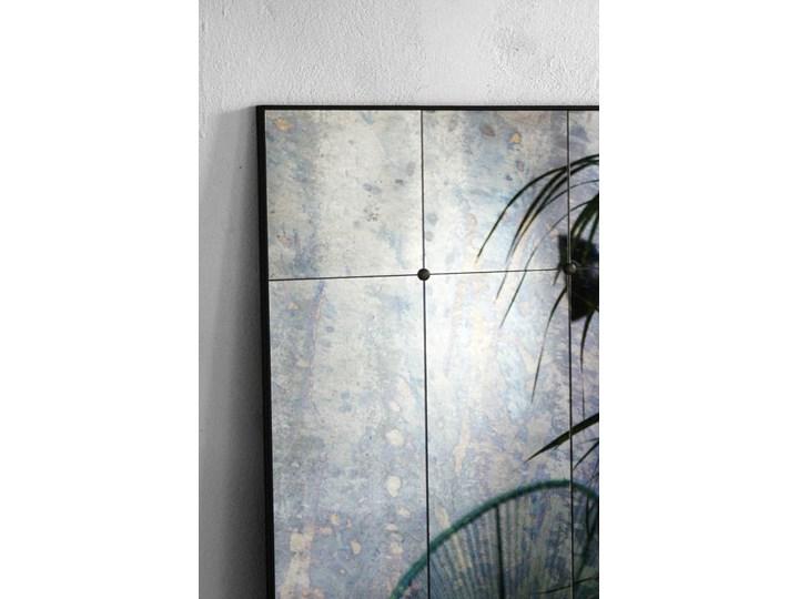 Lustro postarzane Pin Antique Lustro z ramą Pomieszczenie Salon Prostokątne Ścienne Kategoria Lustra