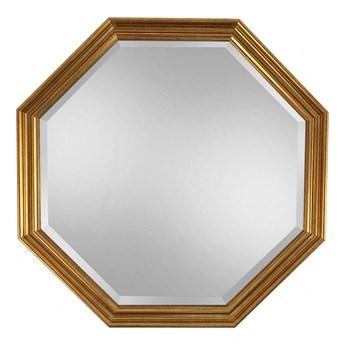 Lustro Fere Oktagon – ośmiokątne złote
