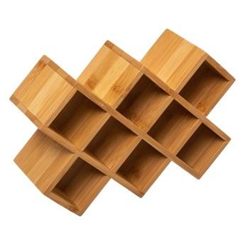 Stojak na przyprawy bambusowy, 24 x 16 cm, 5five Simply Smart