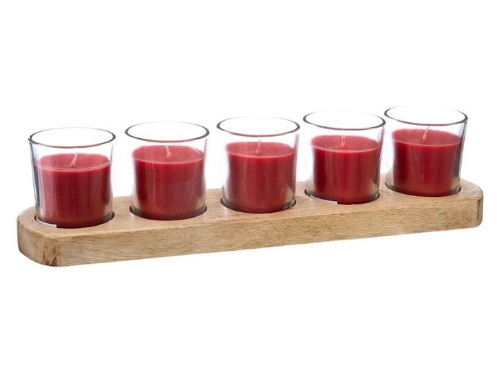 Komplet świeczek zapachowych FRUITS ROGUES, 5 sztuk