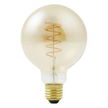 Żarówka LED Diall G95 E27 5 W 250 lm amber