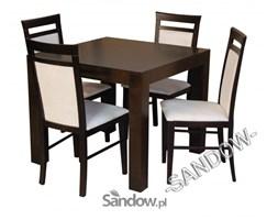 stół S-21 80x140 +4 krzesła K-37