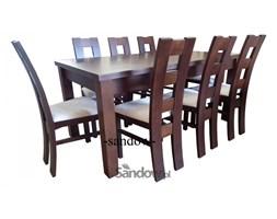 stół S-18 90x200x280 + 8 krzeseł K-42