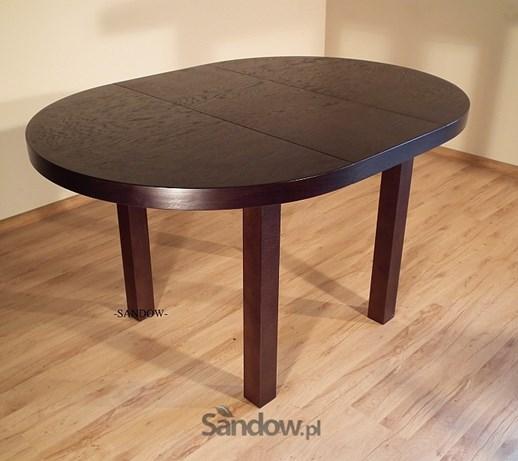Stół S-Z-10 Okrągły 90x120 (1x30)