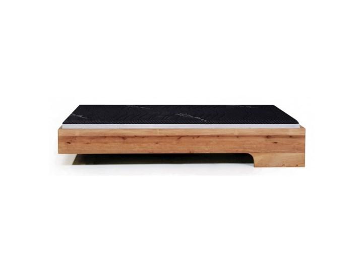 LOOP nowoczesne łóżko z litego drewna