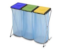 Stojak / kosz na śmieci 3-częściowy NATURE