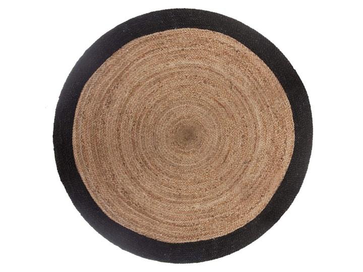 Dywan jutowy, okrągły, Ø 120 cm