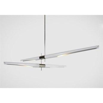 Lampa wisząca DRAGONFLY DUO biało-chromowana ST-5338B-4 Step Into Design ST-5338B-4