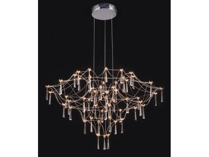 Lampa wisząca CRYSTAL NET LED 7783-54P Step Into Design 7783-54P Metal Szkło Kryształ Kolor Złoty Lampa LED Lampa z kryształkami Kategoria Lampy wiszące