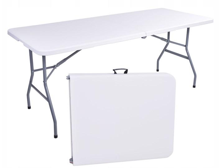 Stół handlowy składany w walizkę - 180 cm