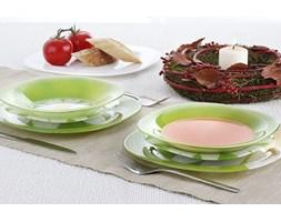 Serwis obiadowy PAQUERETTE GREEN na 6 osób (18 el.)