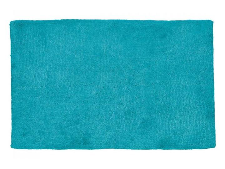 mata łazienkowa, 80x50 cm, turkusowa kod: KE-22462