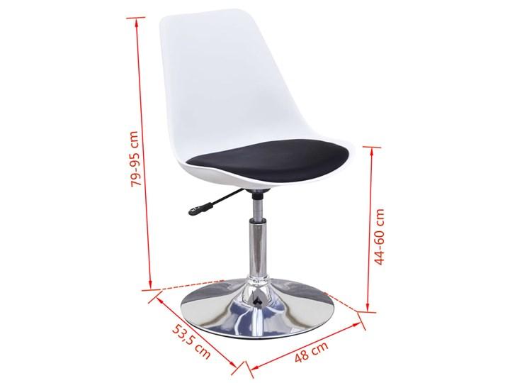 kuchenne krzesła regulowana wysokość
