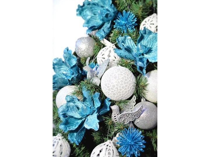 DecoKing - Dekoracyjny Kwiat Turkusowy
