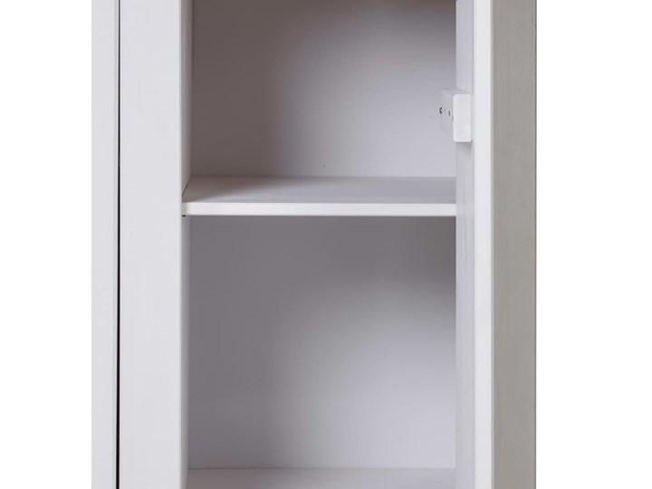 vidaXL Szafa trzydrzwiowa, biała, 118x50x171,5 cm, sosna, seria Panama Drewno Wysokość 171 cm Głębokość 50 cm Ilość drzwi Trzydrzwiowe Szerokość 118 cm Typ Gotowa