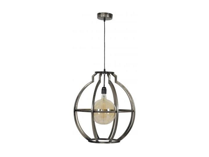 Lampa wisząca Globo ∅50 cm srebrna