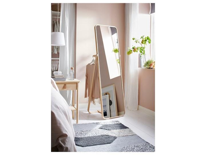 IKORNNES Lustro stojące Prostokątne Lustro z ramą Pomieszczenie Garderoba