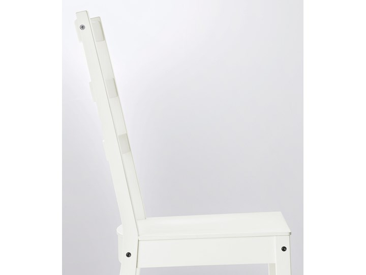 NORDVIKEN / NORDVIKEN Stół i 2 krzesła Kolor Biały