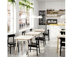 stoły z 2 krzesłami IKEA oferta 2020 na Homebook.pl