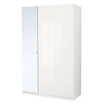 IKEA PAX Szafa, biały/Fardal Vikedal, 150x60x236 cm