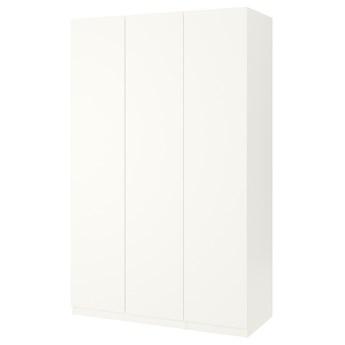 IKEA PAX Szafa, biały/Forsand biały, 150x60x236 cm