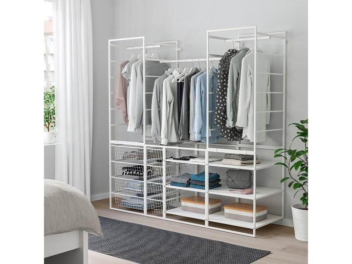 IKEA JONAXEL Kombinacja szafy, biały, 173x51x173 cm Metal Stal Pomieszczenie Garderoba