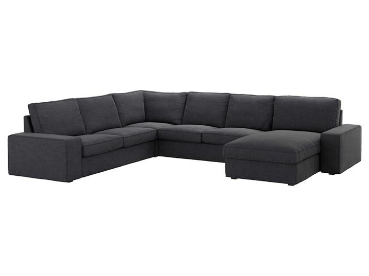 KIVIK Sofa narożna 5-osobowa Szerokość 257 cm Wysokość 45 cm Stała konstrukcja Szerokość 347 cm Wysokość 83 cm Wykonanie siedziska Pianka