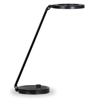Lampa stołowa Luna, czarna