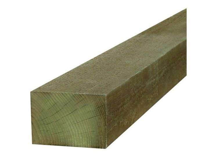 Legar tarasowy drewniany Blooma 2400 x 38 x 62 mm sosna Drewno Kategoria Deski tarasowe