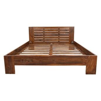 Łóżko drewniane 180 x 200 State Oiled Matt Palisander