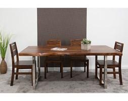 Stół drewniany jadalniany 200 x 100 x 77 OM