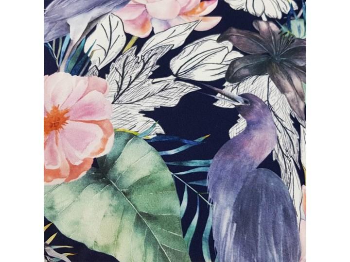 Dekoracyjna Poduszka Akwarela Malowane Ptaki