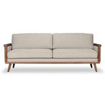 Sofa Orkidé 3-osobowa z funkcją spania (Colourwash Sand :colourwash/sand)